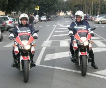 Pattuglia-motociclisti